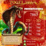 PREDIKSI JITU NAGASAON KOREA (KOR) 8 APRIL 2021